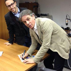 """Renato Longega (All. Agsm Verona Calcio Femminile) ospite di """"Radio Hellas-La Giornata"""" 06-02-2014"""