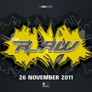 Peaky Pounder @ Club r_AW 26-11-2011