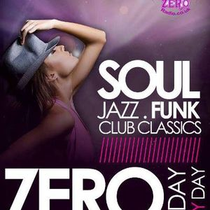 Dave Dundas The Friday Funk Sensation 12th September 2014 on www.zeroradio.co.uk