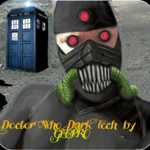 Docktor Who Dark Tech