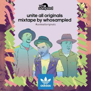 """Adidas Originals guest mix: """"Unite All Originals"""""""