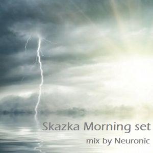 Skazka Festival morning mix