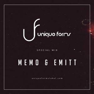 Memo & Emitt Torres Guests Mix @ Unique Forms