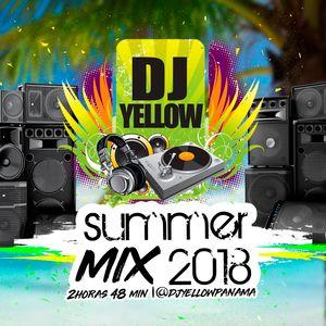DJ YELLOW SUMMER MIX 2018