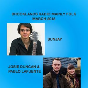 Brooklands Radio Mainly Folk March 2018