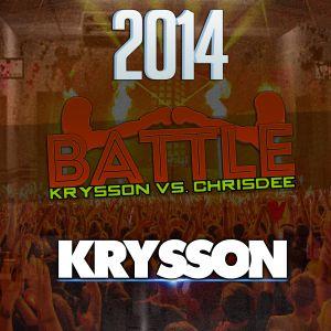 Krysson Vs. ChrisDee - House Rasten Vol. 12 ( Battle Edition )