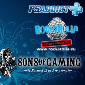 Sons Of Gaming - 20η εκπομπή - Θανάσης Στάικος 28/6/2015