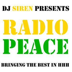 DJ Siren   Radio Peace (SHOW6)