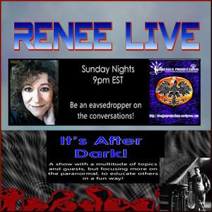 Renee LIVE Welcomes Dustin Pari April 24th 2016