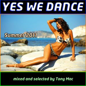 YES WE DANCE Summer 2011 CD1