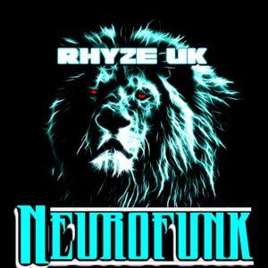 RhyZe UK: The ORIGINAL NEUROFUNK Sessions | Vol.1 - Black HeartZ