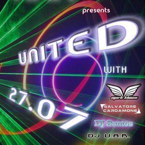 T.F.F. Presents United Episode 004 - DJ Set by DJ V.a.r.