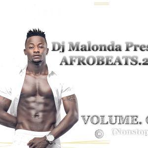 Afrobeats 2016 vol.01 By Dj Malonda