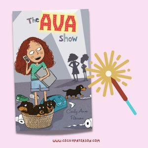 Episode 108 Middle Grade Author Cecily Anne Paterson Talks Lockdown Literature - The Ava Show