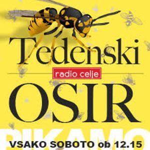 Tedenski osir - 11.6.2016
