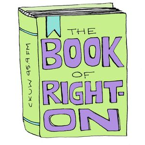 The Book of Right-On - May 9, 2013