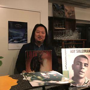Suburbia Radio hosted by Toru Hashimoto | dublab.jp @ Cafe Apres-midi 18April2018