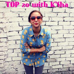 Top 20 with K'Sha - August (La Roux)