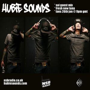 Hubie Sounds 006 - 26th Jan 2010 - Part 1