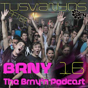 BRNY - The Brny'n Podcast #16 @ SpaceFm