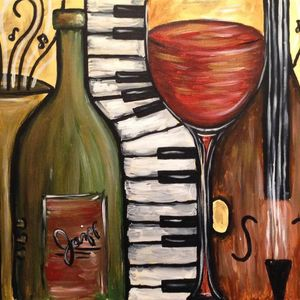 Love Is The Key Radio: Episode 7 (Wine & Jazz)