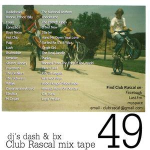 Club Rascal Mix Tape 49