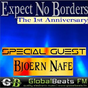 Expect no Borders - 10.08.2014 - mixed by Bjoern Nafe