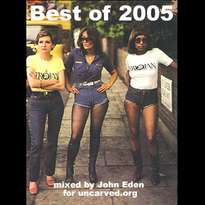 John Eden - Rough and Ready Best of 2005 Reggae mix