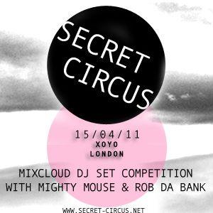 Secret Circus Competition Mix
