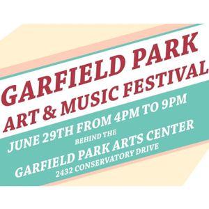 WQRT-Interview-Garfield Park Art and Music Festival-June 2019