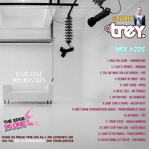 The Edge 96.1 MixMasters #225 - Mixed By Dj Trey (2018)