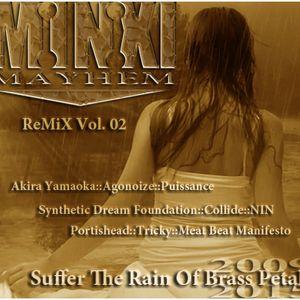 Minxi Mayhem - ReMiX Vol 02 (STROBP 2015)