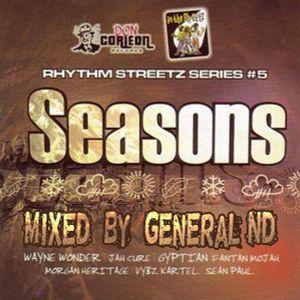 Seasons Riddim Mix (2011)
