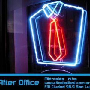 After Office Radio. Programa del miércoles 20/5 en Radio iRed HD.