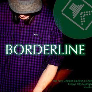 NZES - Borderline Guest Mix - 28/Jan/2012
