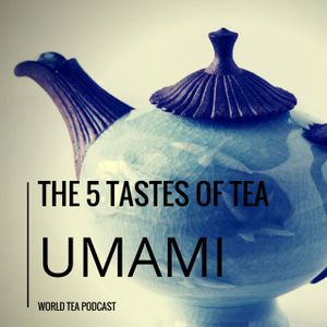 The 5 Tastes of Tea - Umami