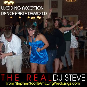 DEMO CD: WEDDING RECEPTION DANCE PARTY