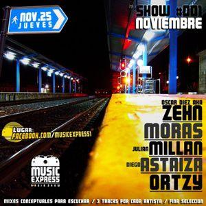 SHOW_001 - MUSIC EXPRESS   Noviembre  