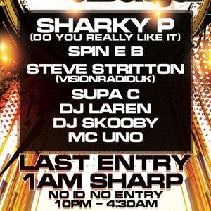 8.4.17 Live Club Set 90s Club Classics I Like It OldSkool Steve Stritton