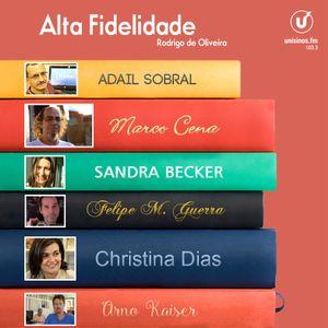 Alta Fidelidade | 30.10.2015 | Feira do Livro: Sandra Becker,hibrido entre livro analógico e digital