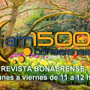 (audio) REVISTA BONAERENSE programa 124 del 26/9/2016