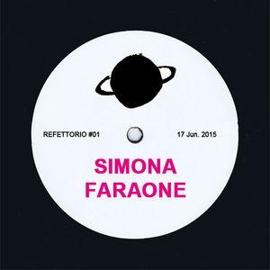ORK || Refettorio # 01 : Simona Faraone