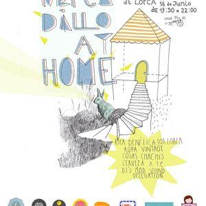 Mercadillo at Home benéfico por Lorca 16/06/2012