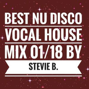Best Nu Disco Vocal House Mix 01/18