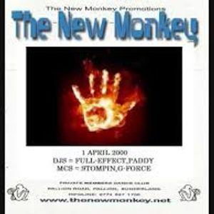 the new monkey 1/4/2000