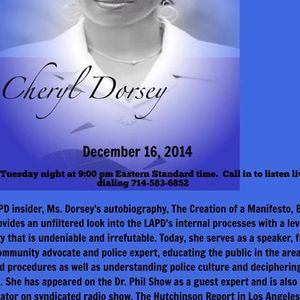 Police brutality what you need to know, the Black & Blue with Cheryl Dorsey