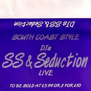 DJ SS - Fusion 3rd December 1993