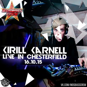 Kirill Karnell - Live in Chesterfield 16.10.15