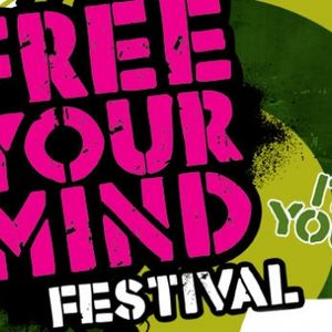 Fatima Hajji - Live @ Free Your Mind Festival, Stadsblokken Arnhem (Netherlands) - 02-06-2012