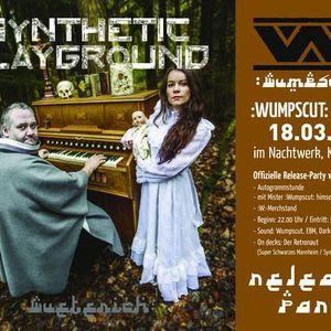 "18.03.16 ""WUMPSCUT-PARTY"" @ Nachtwerk Karlsruhe - Teil 1"